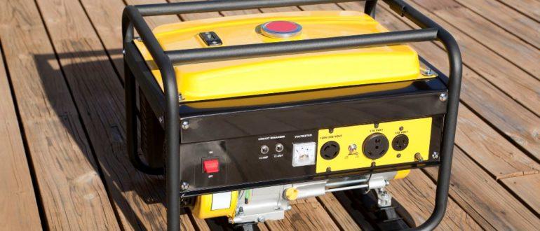 Резервное электричество, доступное каждому