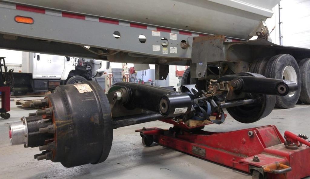 Ремонт ходовой, как увеличение срока эксплуатации грузовика