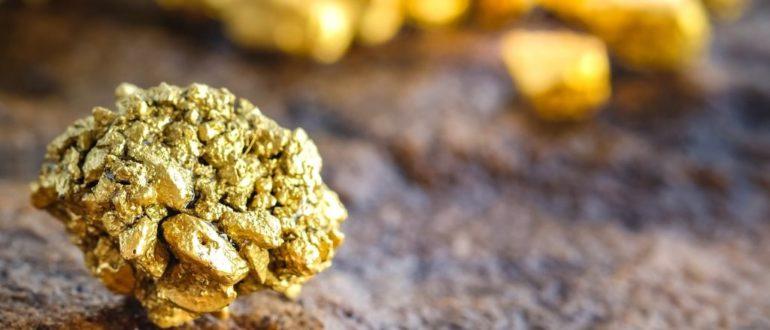Как добыть драгоценный металл из почвы?