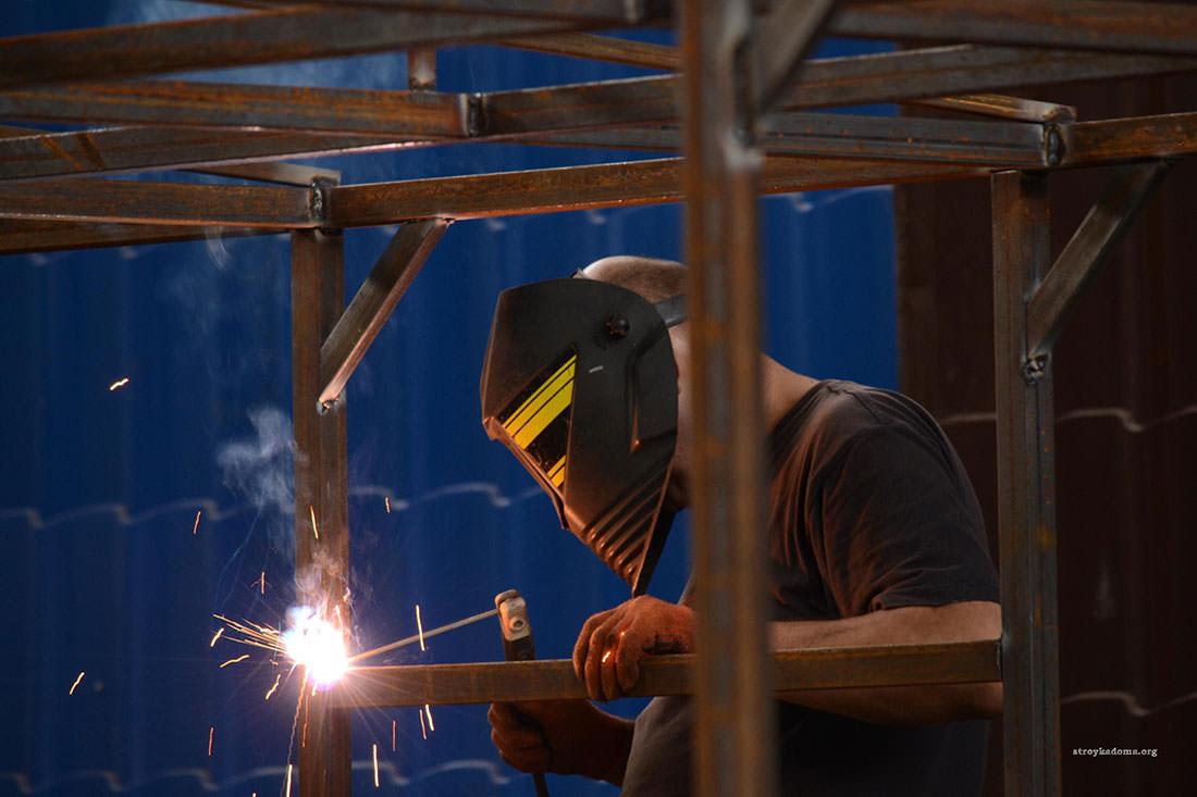 Век стальных металлоконструкций