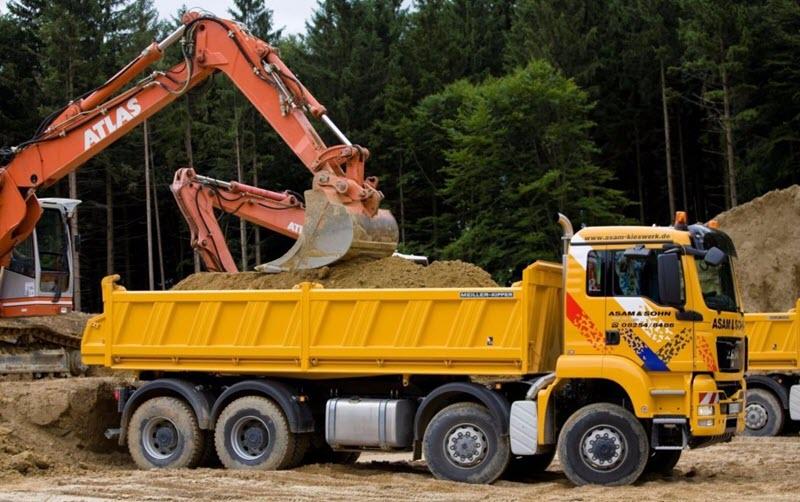 Какие детали в строительных машинах заменяются чаще всего?