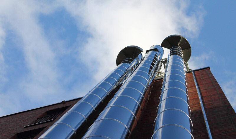 Дымовые трубы: виды и преимущества изделий