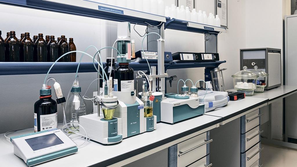 Роль лаборатории в жизни предприятий