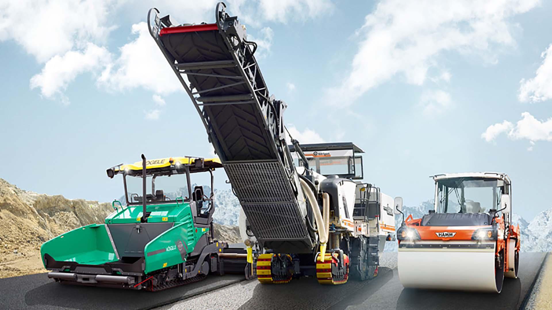 Что представляет собой специальная техника дорожного назначения?