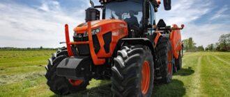 Виды и преимущества тракторов «Кубота», покупка запчастей для них