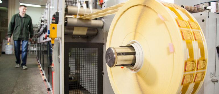 Флексография. Технология быстрой печати 21 века