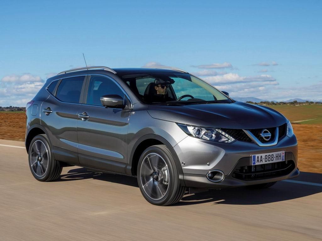 Как выбрать хорошие колпаки на Nissan Qashqai?