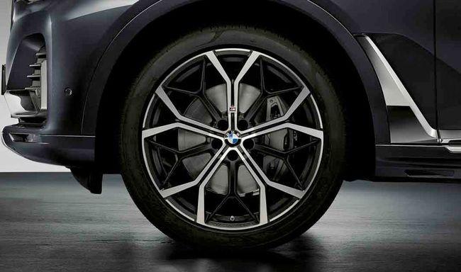 Зимние колёса BMW X7 G07