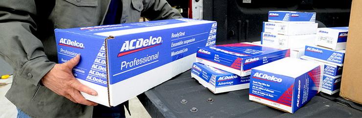 Автозапчасти от ACDelco для GM
