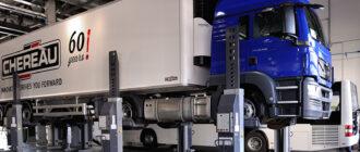 Сложности при ремонте грузового автомобиля