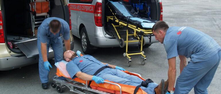 Как надёжно фиксируют пациентов при транспортировке