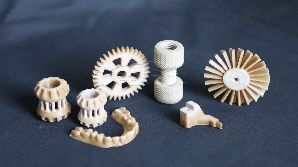 Преимущества печати мелких деталей на 3D принтере