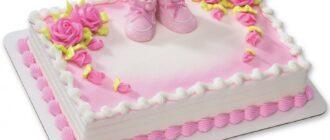 Почему стоит заказывать детский торт онлайн?